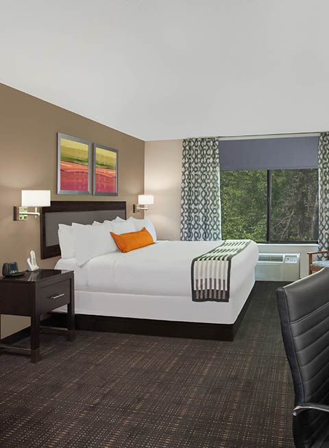 Wingate by Wyndham Columbia Many Room Styles, All Smoke-Free